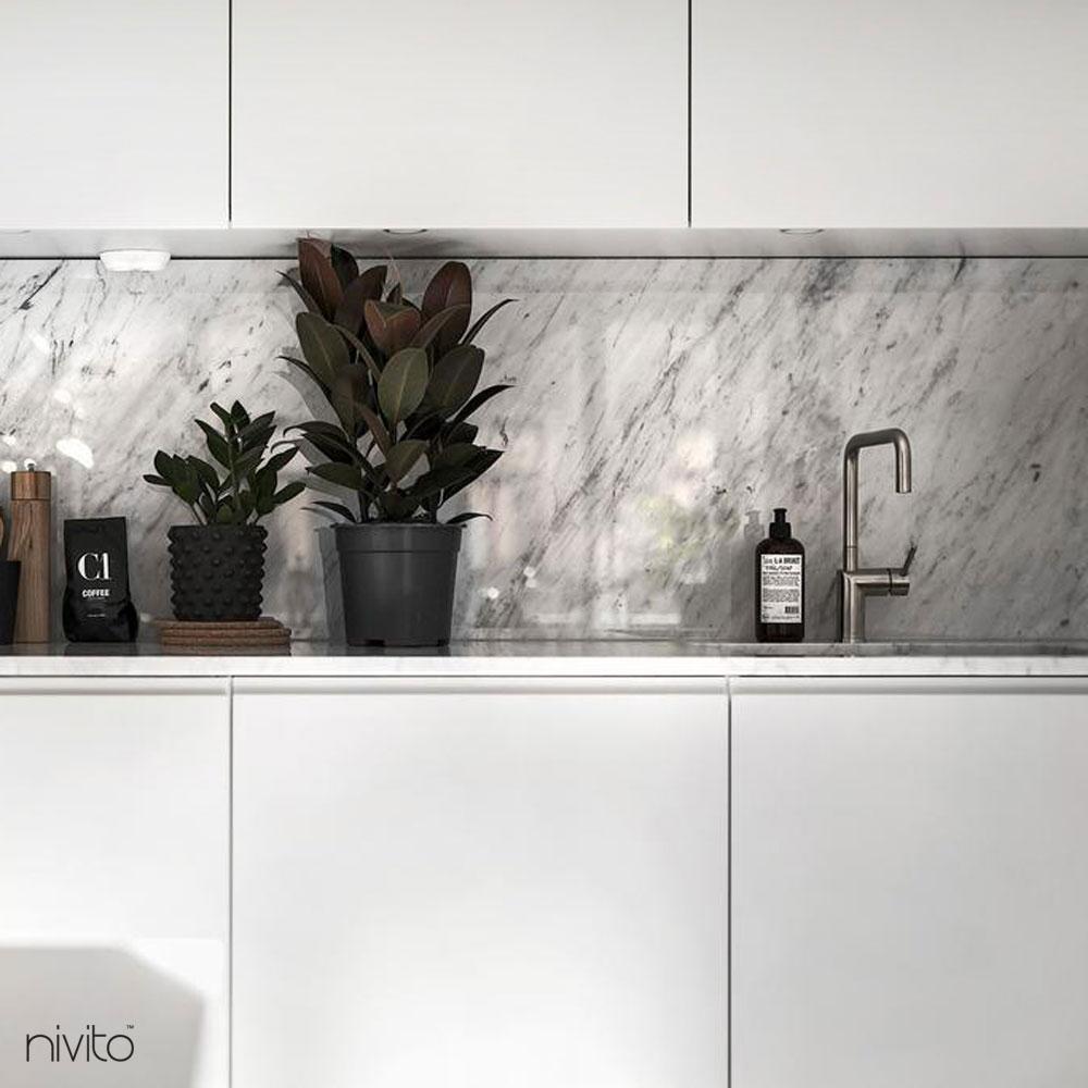 Rostfri Blandare Kök - Nivito 1-RH-300
