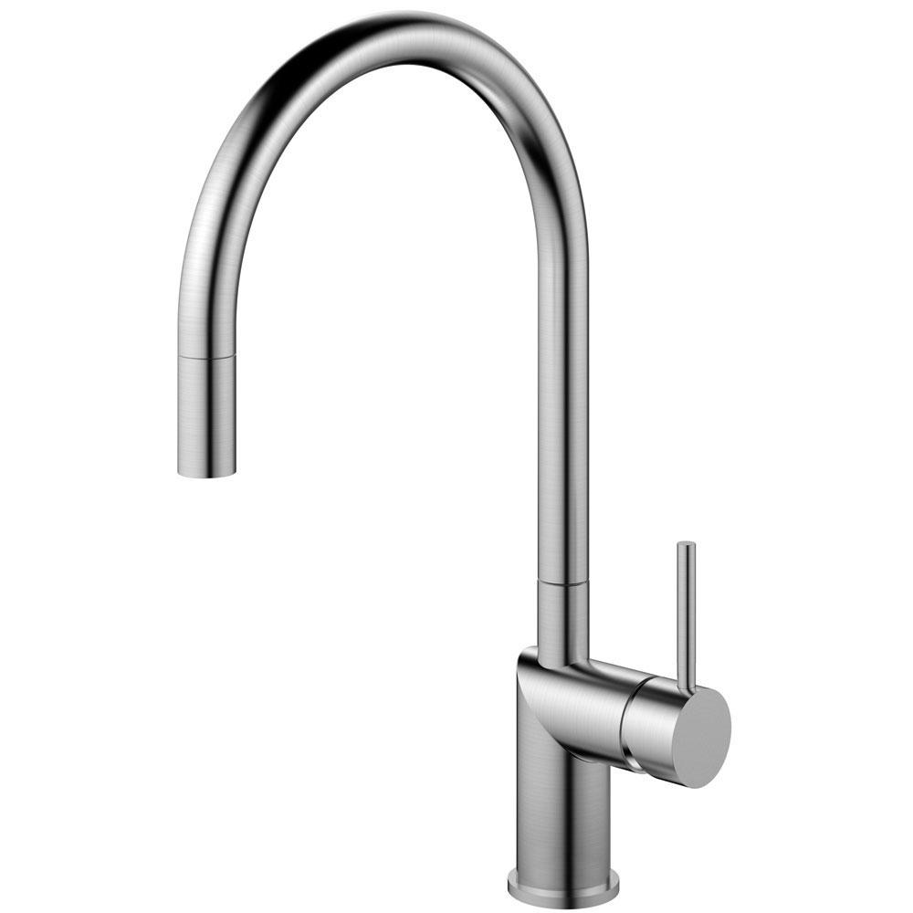 Rostfri Vattenblandare Utdragbart munstycke - Nivito RH-100-EX