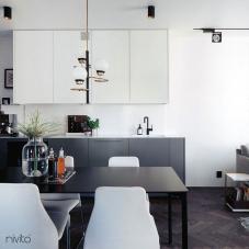 Svart Köksblandare - Nivito 11-RH-320