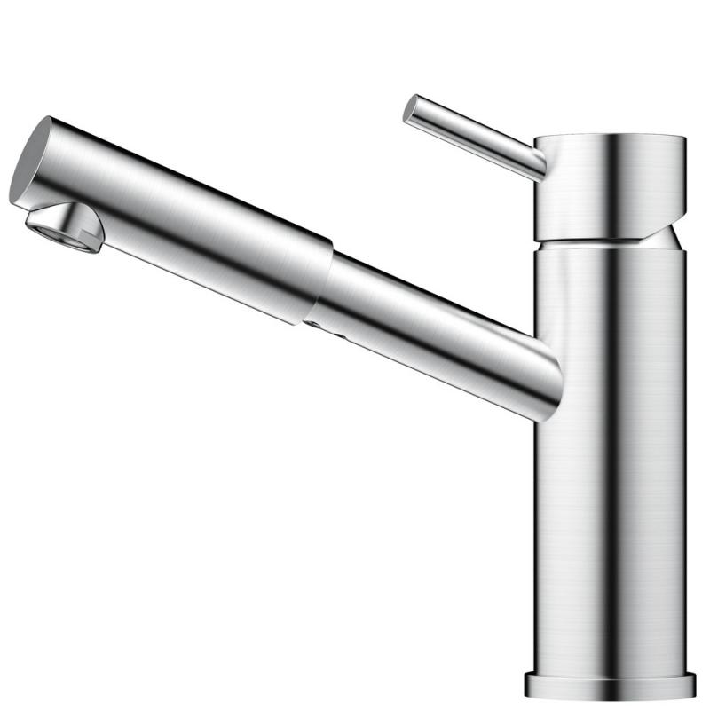 Rostfri Tvättställsblandare - Nivito FL-20