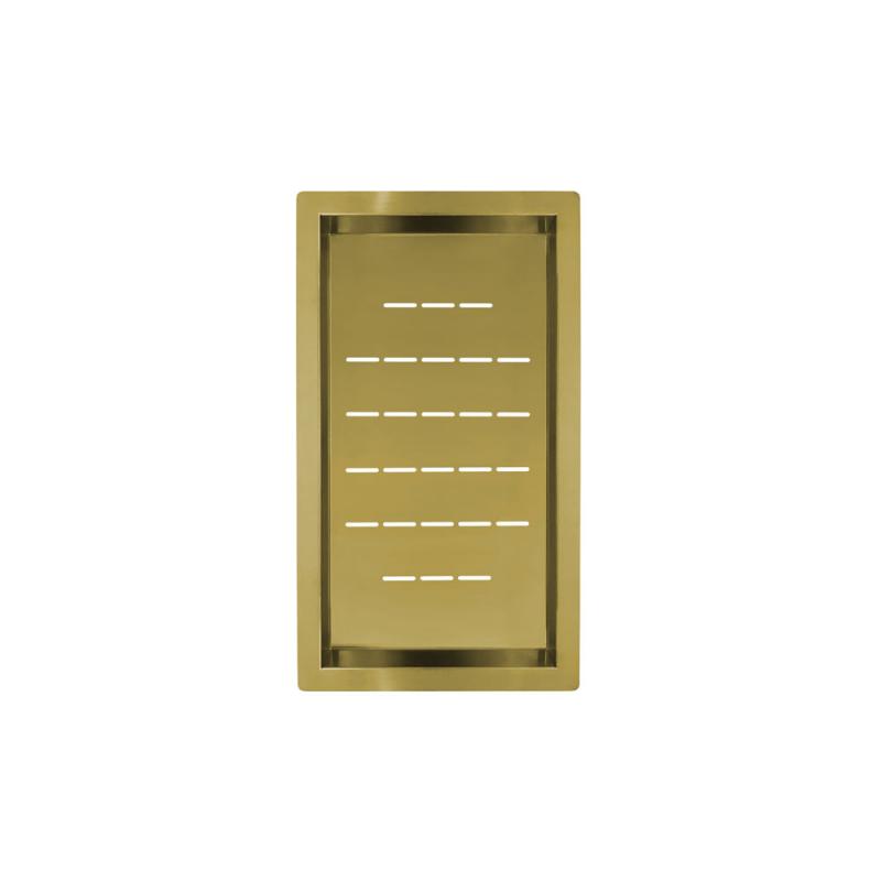 Mässing/Guld Sköljskål - Nivito CU-WB-240-BB