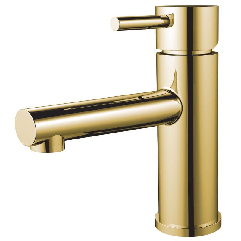 Mässing/Guld Tvättställsblandare - Nivito RH-56