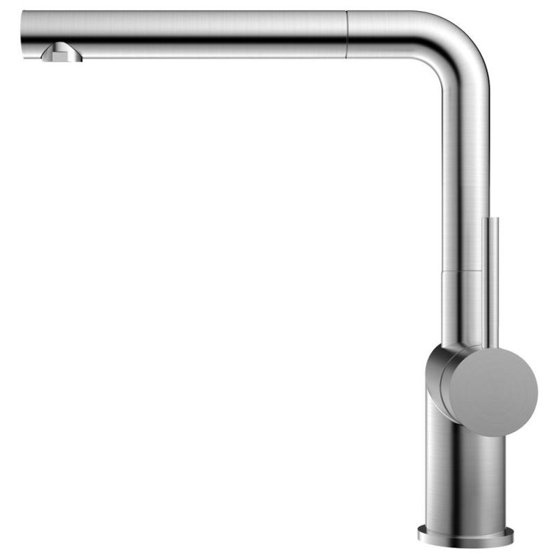 Rostfri Köksblandare Utdragbart munstycke - Nivito RH-600-EX